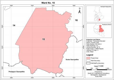 ward 15
